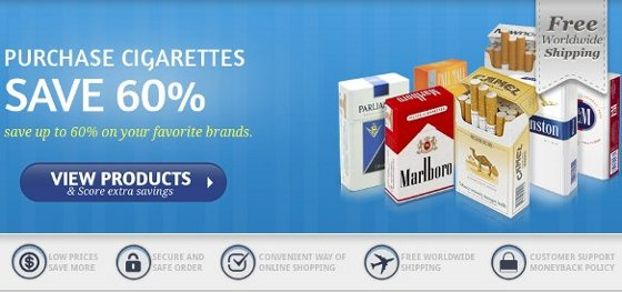 Cigarettes for Cheap
